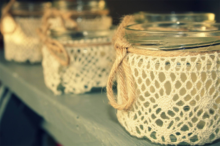 Lace and Twine