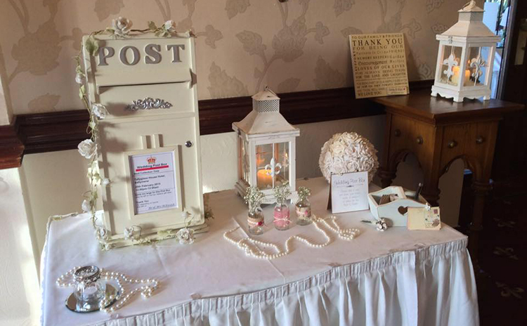 The Little Wedding Postbox Co.
